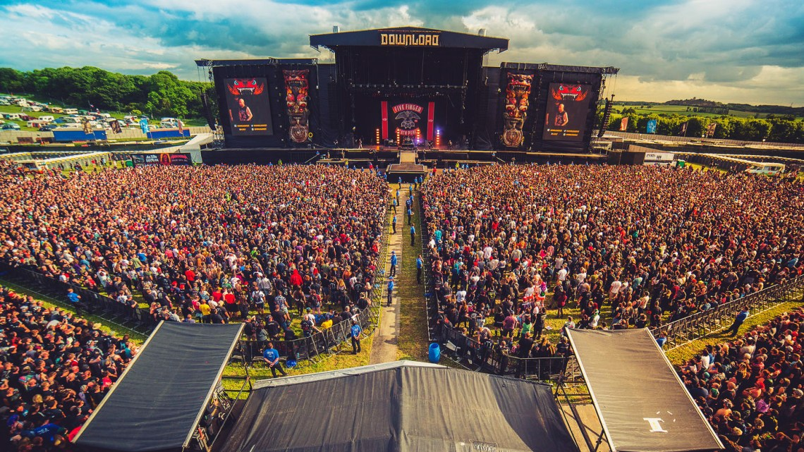 Download Festival Main Stage