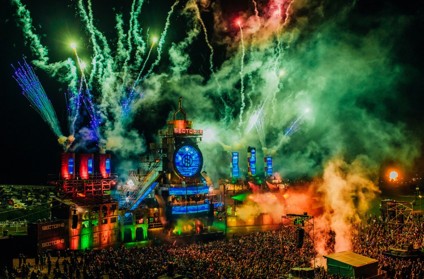 Date confirmed for Boomtown ticket resale