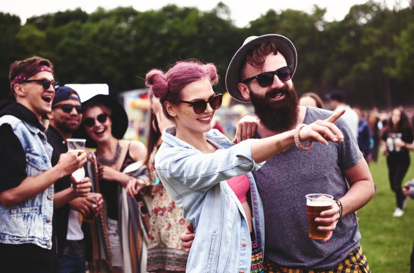 The top 10 music festivals where you're most likely to pull