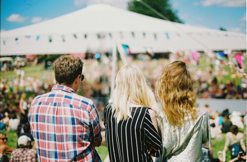 10 ways to survive a festival if you hate camping