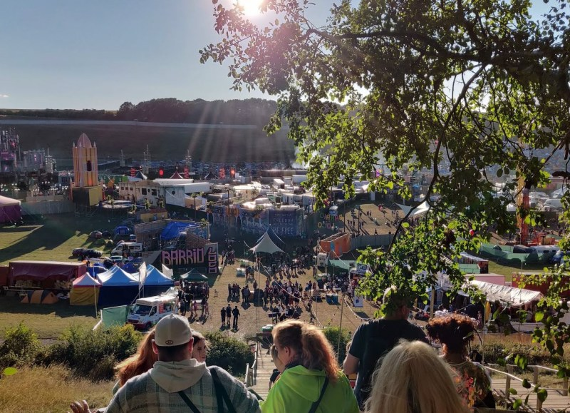 Steps to Downtown Boomtown 2018