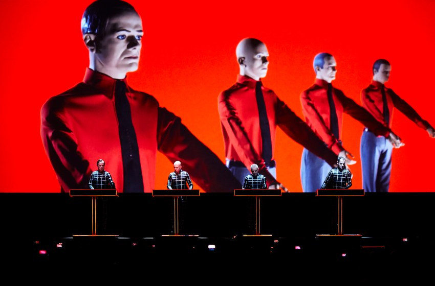 Kraftwerk 3-D announced as Bluedot 2019 Saturday headliner