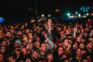 Victorious Festival Crowd