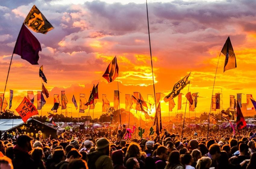 Met Office: This could be the hottest Glastonbury on record
