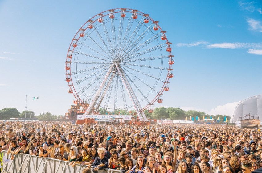 Parklife reveal their Green Pledge for 2019