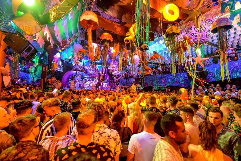 Elrow returns to Bristol this Easter