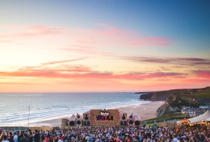 Boardmasters Relentless Stage