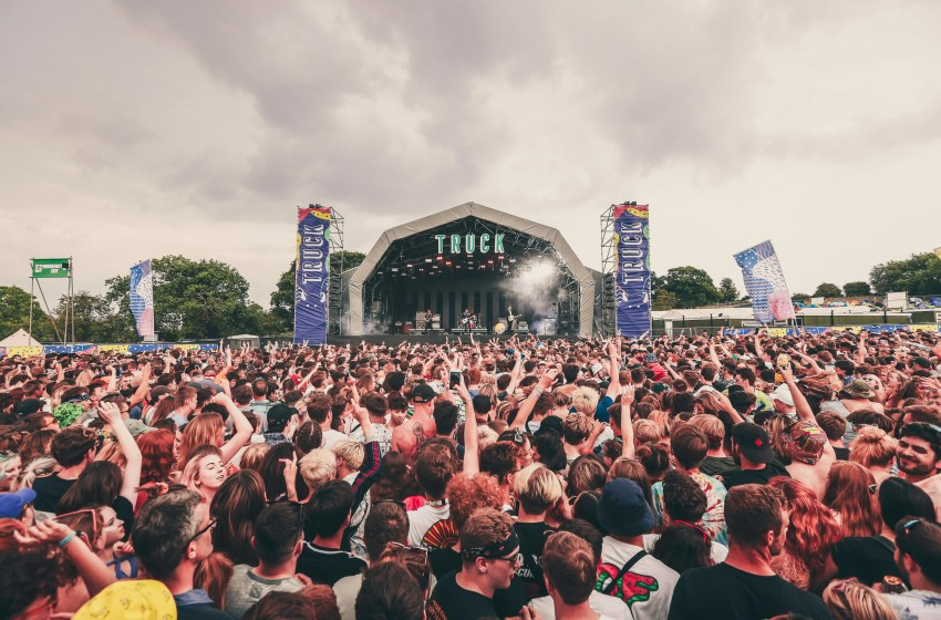 Truck Festival will reveal 50 artists including seven headliners tonight