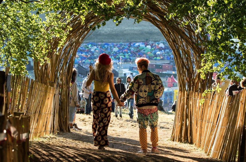 Boomtown bans plastic bottles and brings in Vegware compostable cups