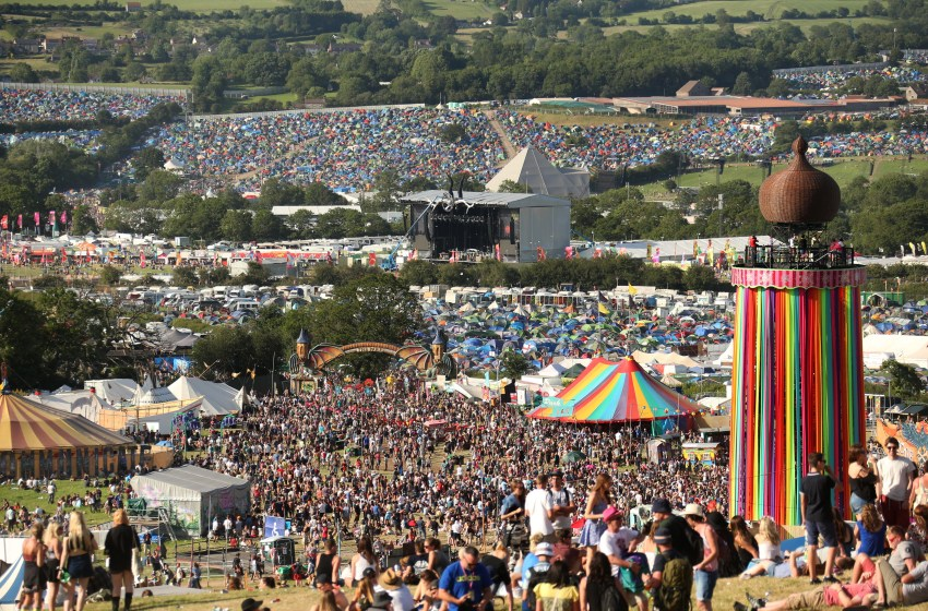 Reminder: Glastonbury ticket balances must be paid this week!