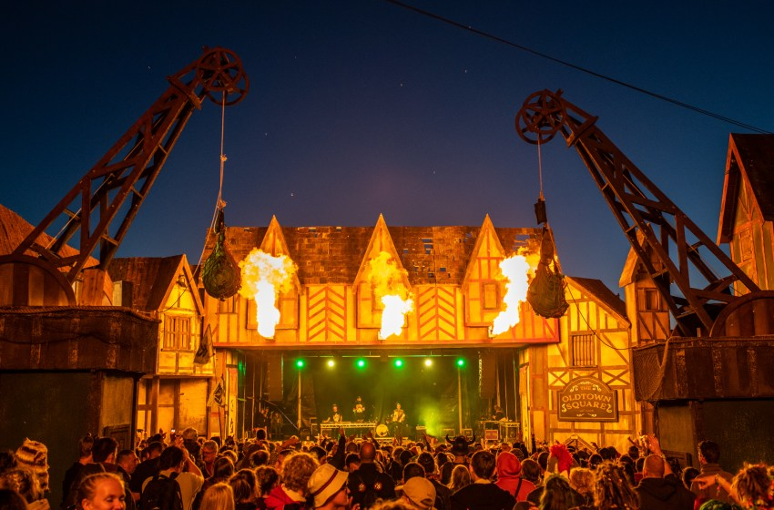 Boomtown release eclectic final district line-up for Town Centre