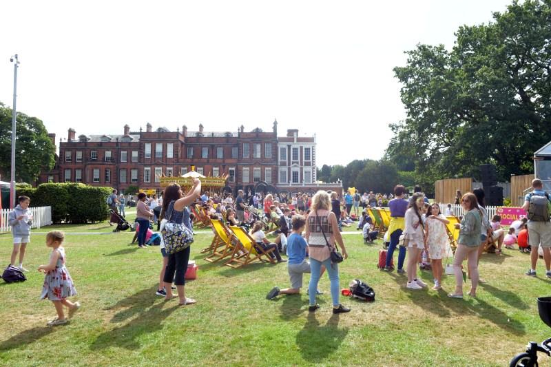 CBBC Summer Social - Crowd Shot 5