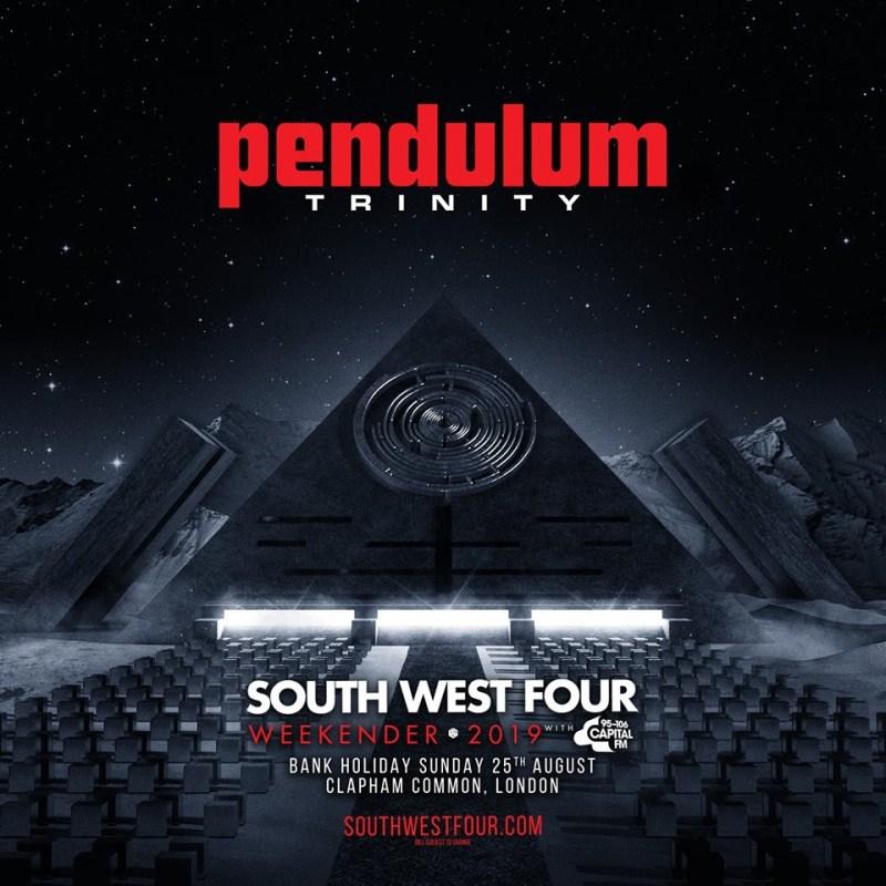 Pendulum Trinity artwork
