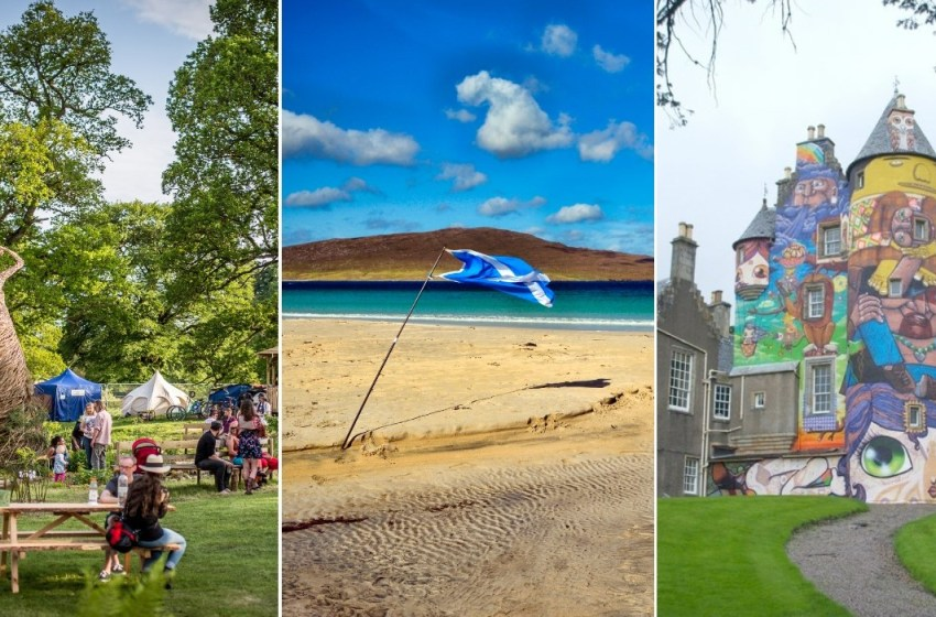 A guide to the North: Scotland's upcoming music festivals