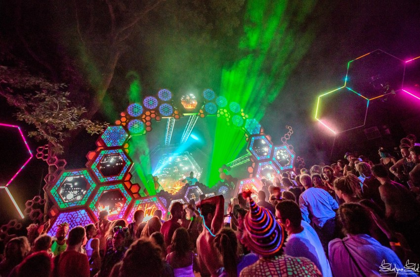 Under 100 tickets left for Noisily this weekend