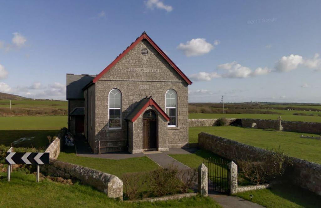 Escalls Methodist Church