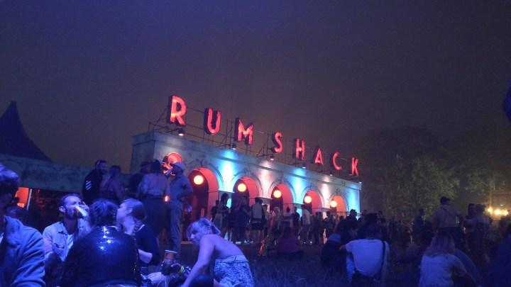 The Rum Shack Glastonbury
