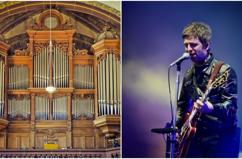 Local resident complains music festival could be heard over church organ