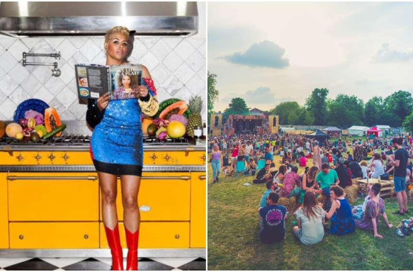 Kelis to partner with Only Jerkin' and serve new menu at Jam On Rye
