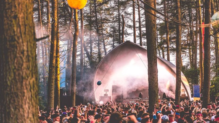 Beat Herder forest stage
