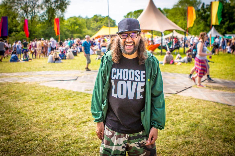 Shindig Festival Choose Love T-Shirt