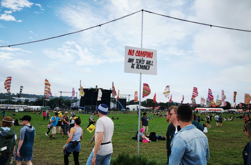 Live at Glastonbury: Latest info and updates in TheFestivals liveblog