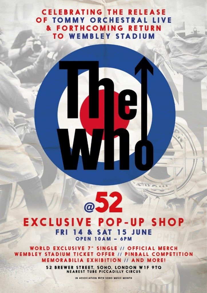The Who at 52