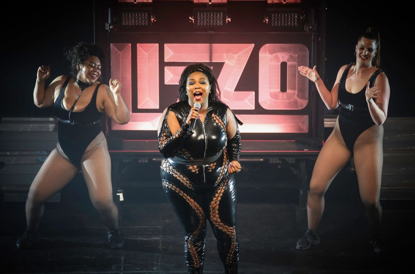 Lizzo announces 'Cuz I Love You Too' European tour