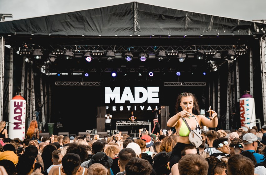 The best dressed fans at MADE Festival 2019