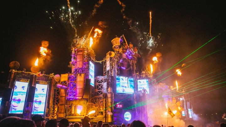 Boomtown 2019 RELIC Opening Ceremony