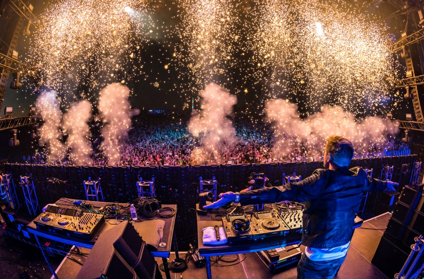 Armin van Buuren will headline Creamfields South Stage in 2020