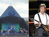 Paul McCartney Pyramid Stage Glastonbury