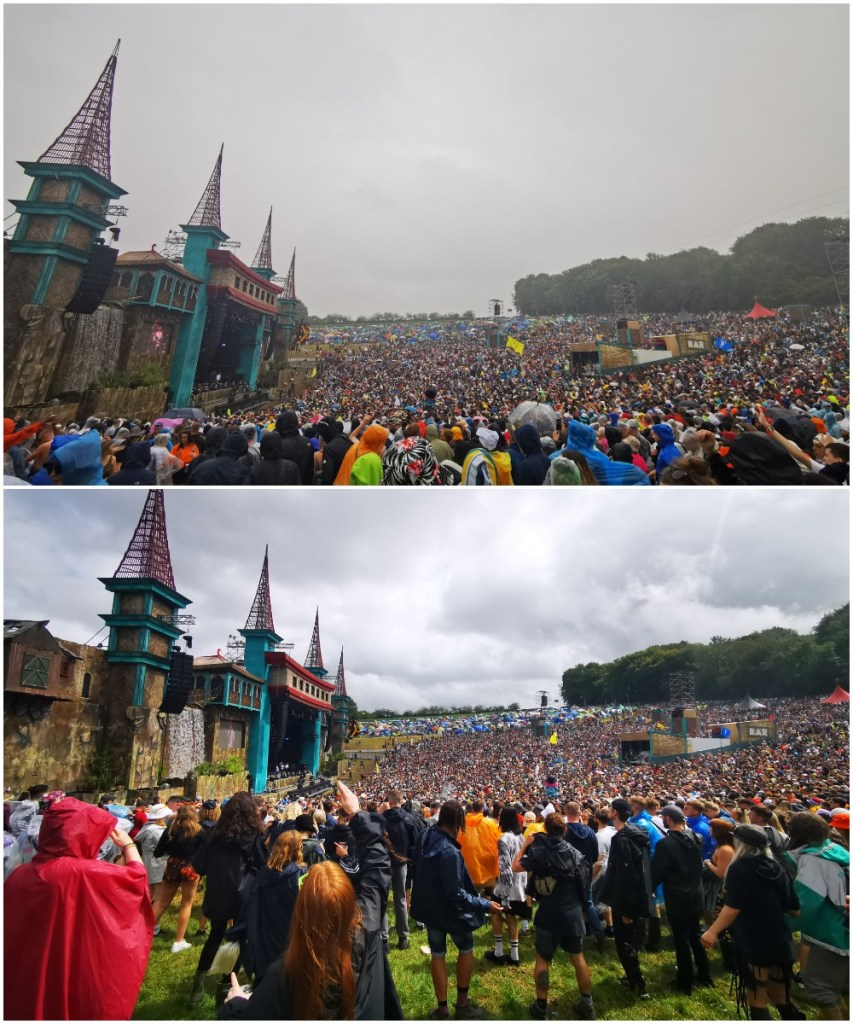 Boomtown Lion's Den Weather 2019