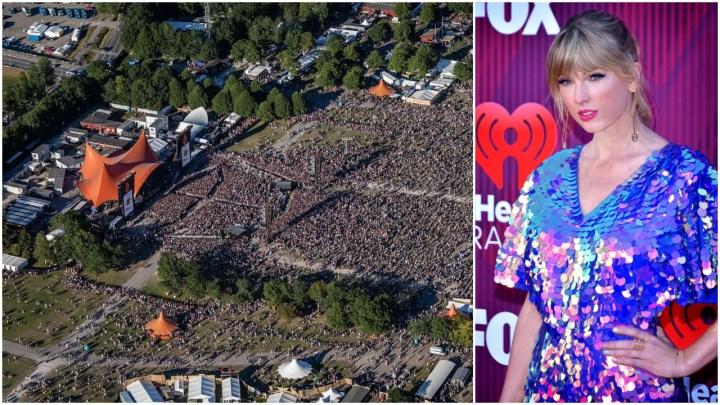 Taylor Swift Roskilde 2020