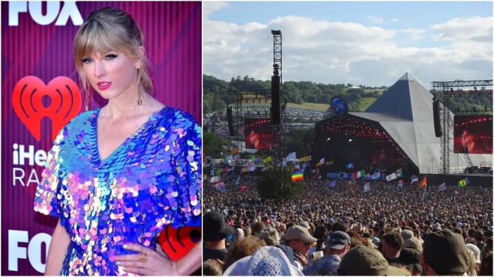 Taylor Swift Glastonbury 2020 Pyramid Stage