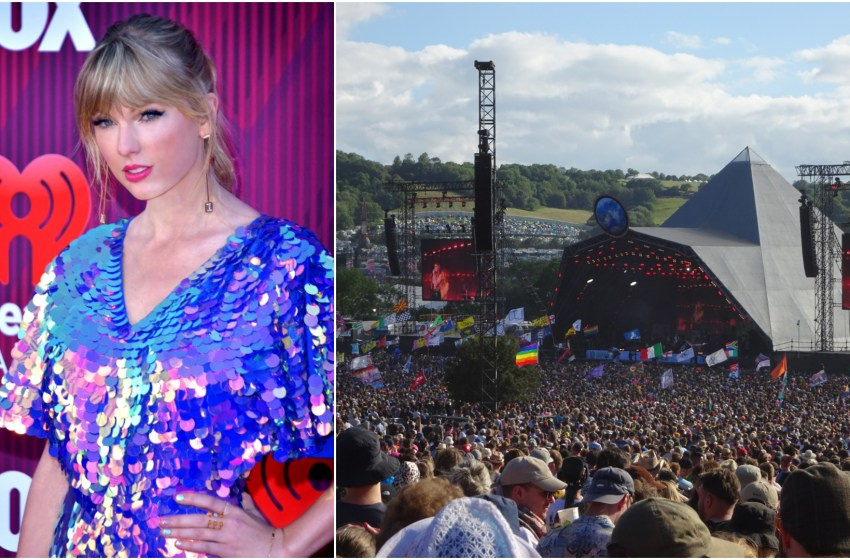 Taylor Swift rumoured to headline Glastonbury after announcing European tour
