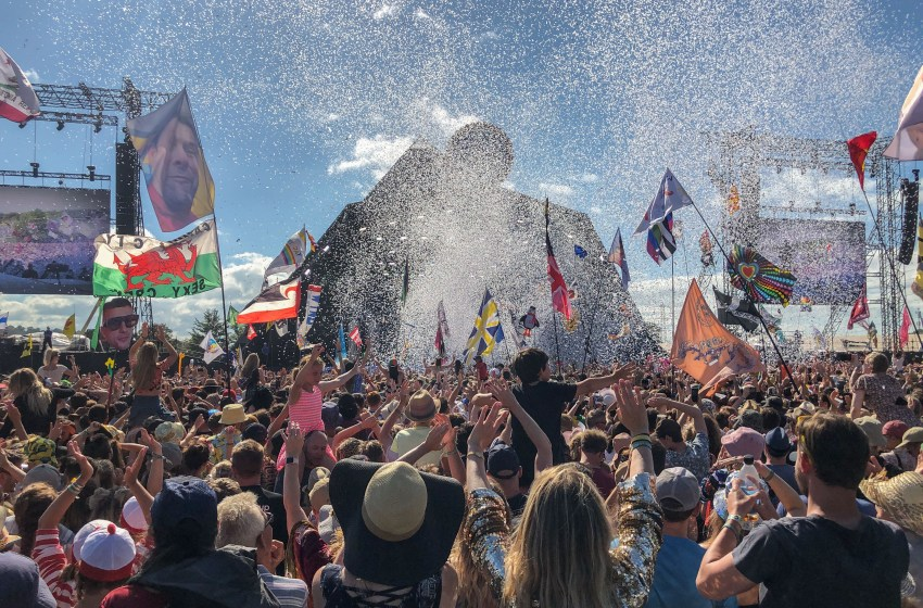 Glastonbury 2020 tickets sell out in 34 minutes