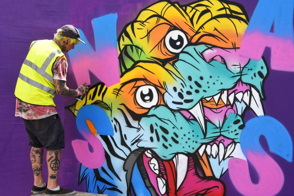 NASS Graffiti