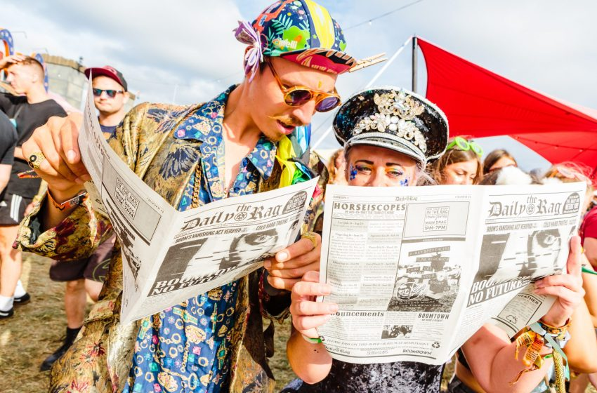 Register to vote and you could win festival tickets for next summer!