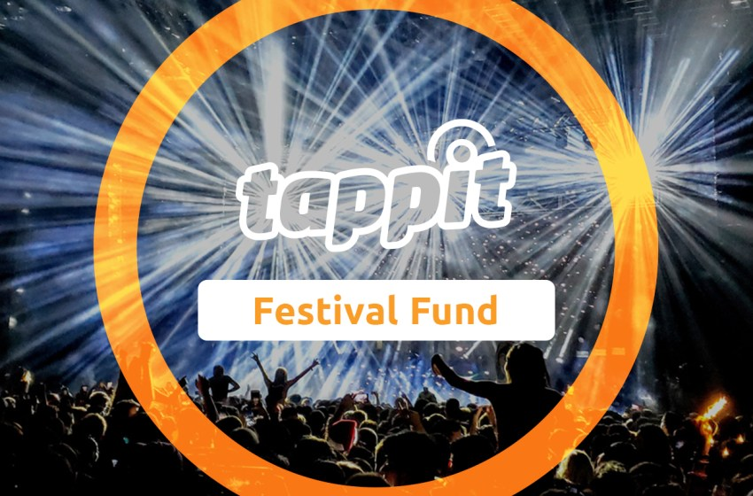 Tappit launches £100,000 fund to support the future growth of festivals
