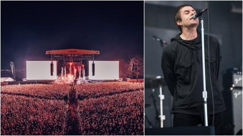 Liam Gallagher Leeds Festival