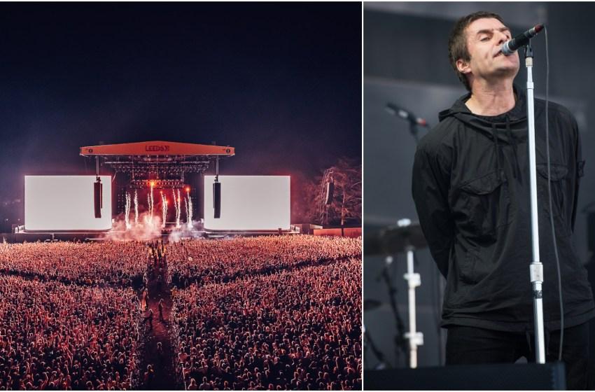 Liam Gallagher is headlining Reading & Leeds next summer