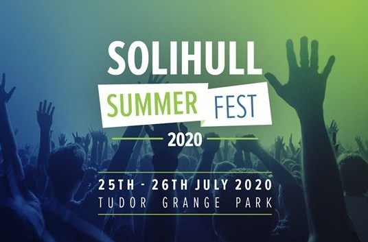 Kool and The Gang to headline Solihull Summer Fest 2020