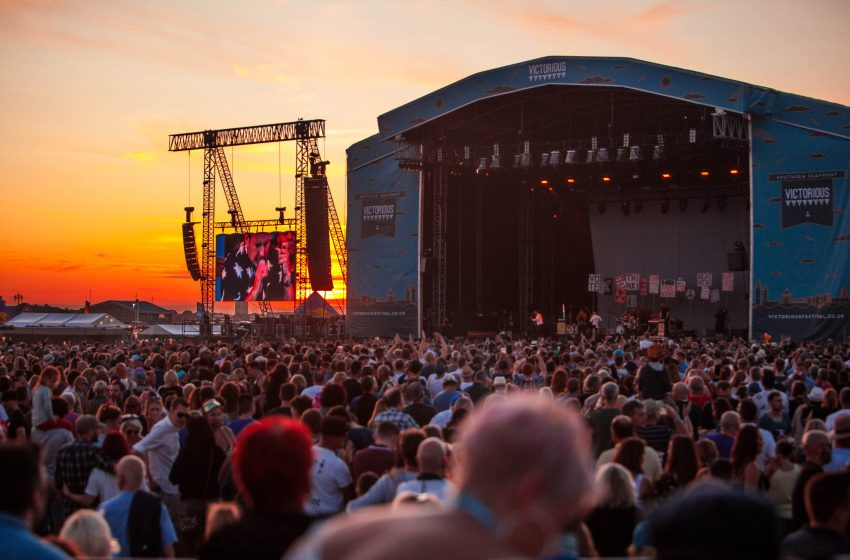 It looks like The Streets are headlining Victorious Festival 2020
