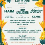 Latitude Festival 2020 line-up poster