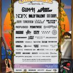 Slam Dunk Festival 2020 line-up poster