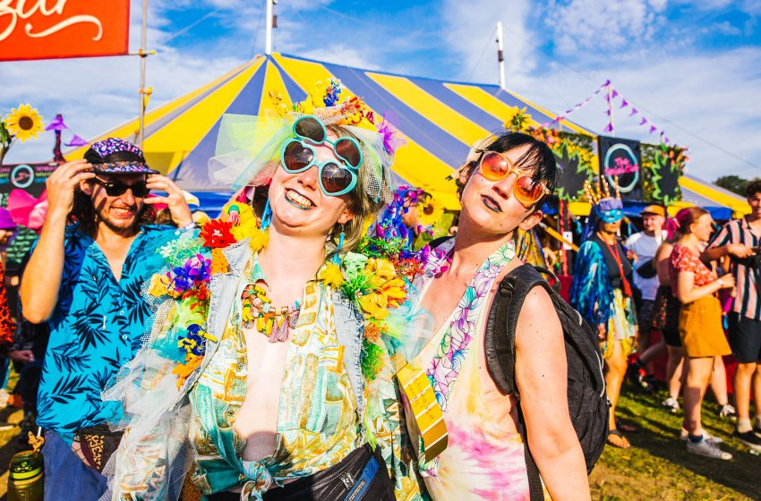 Shambala Festival 2020 has now completely sold out