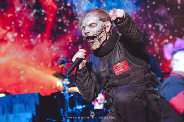 Slipknot Knotfest UK Milton Keynes