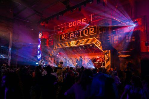 Area 404 Core Reactor