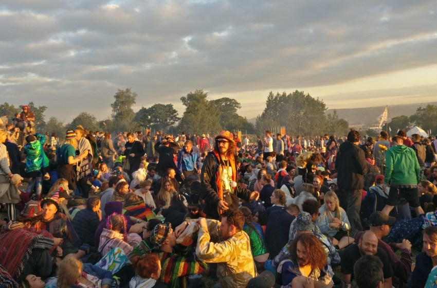 Glastonbury Festival are 'monitoring developments with the coronavirus situation'